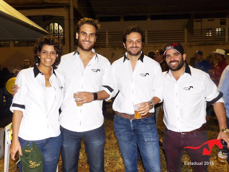 camisa social para uniforme diretoria do Cavalo Campolina Grande BH