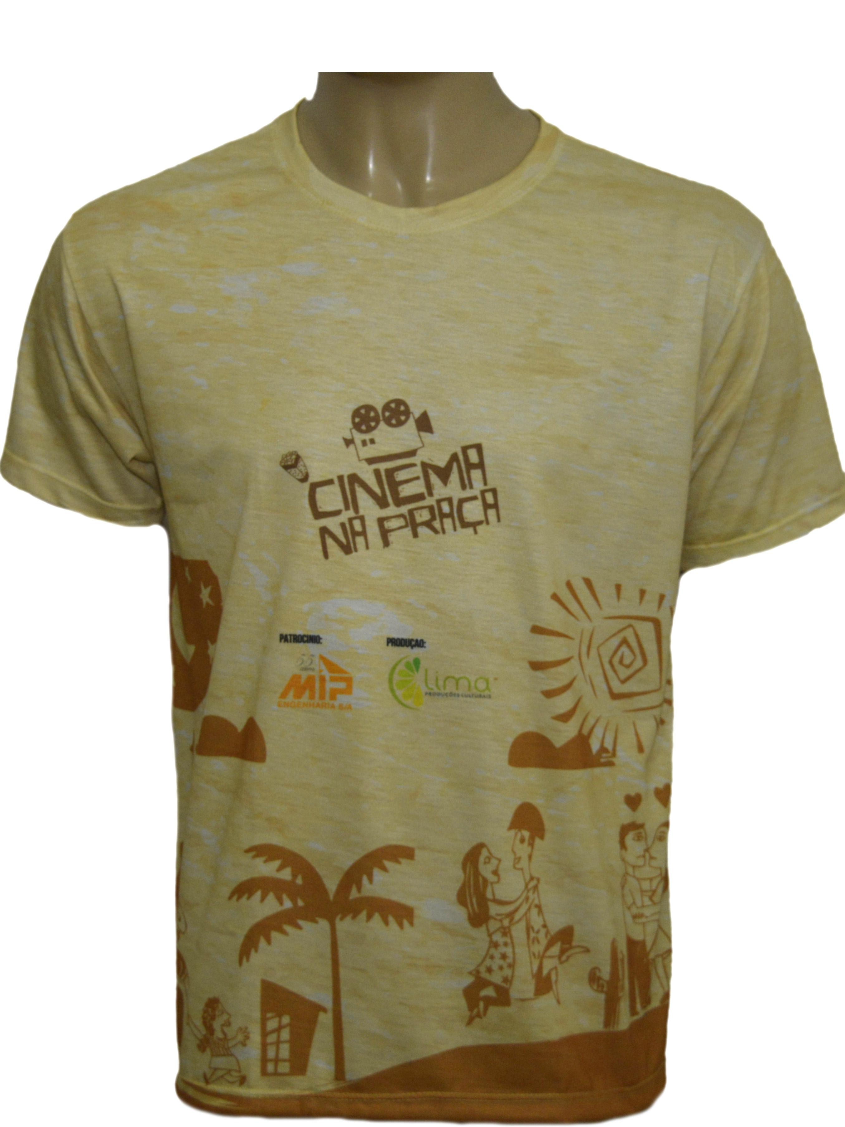 camisa de malha silkada