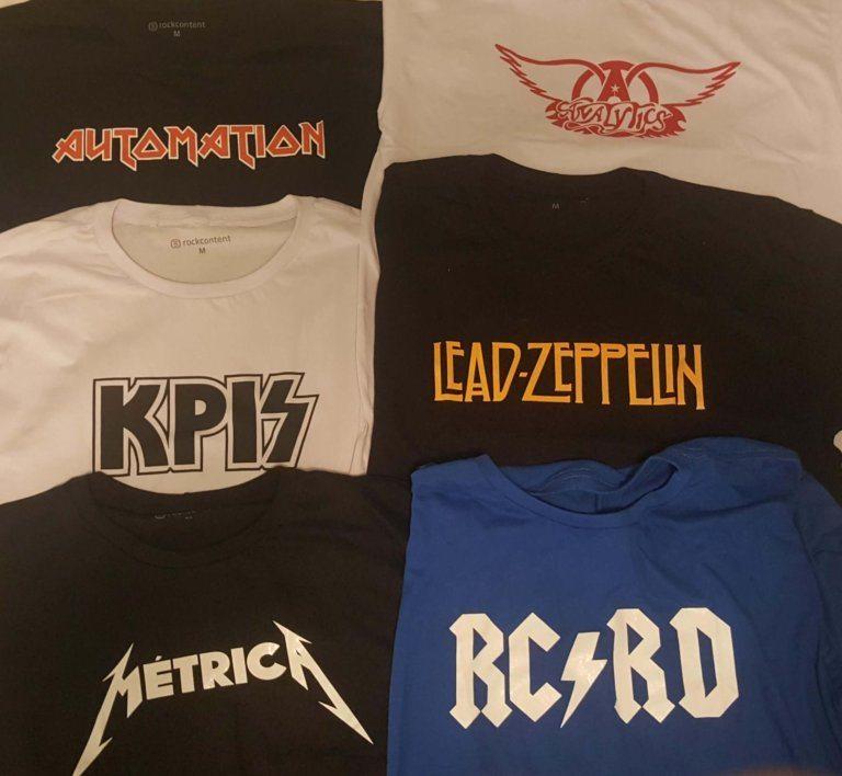camisas da rock content para rd summit